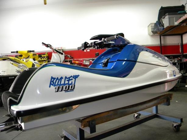 Bullet SXR 1100